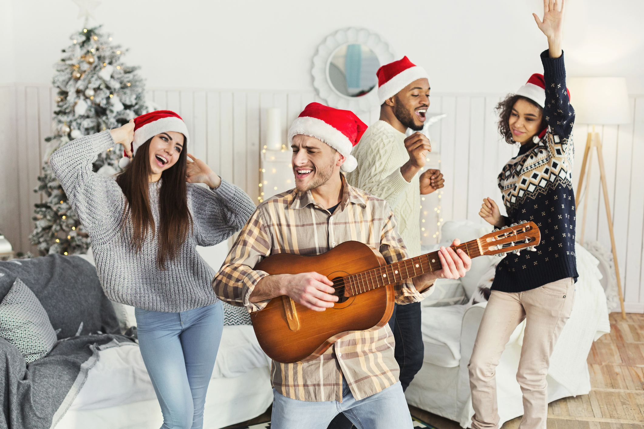 Christmas songs can teach us how to craft unforgettable messages