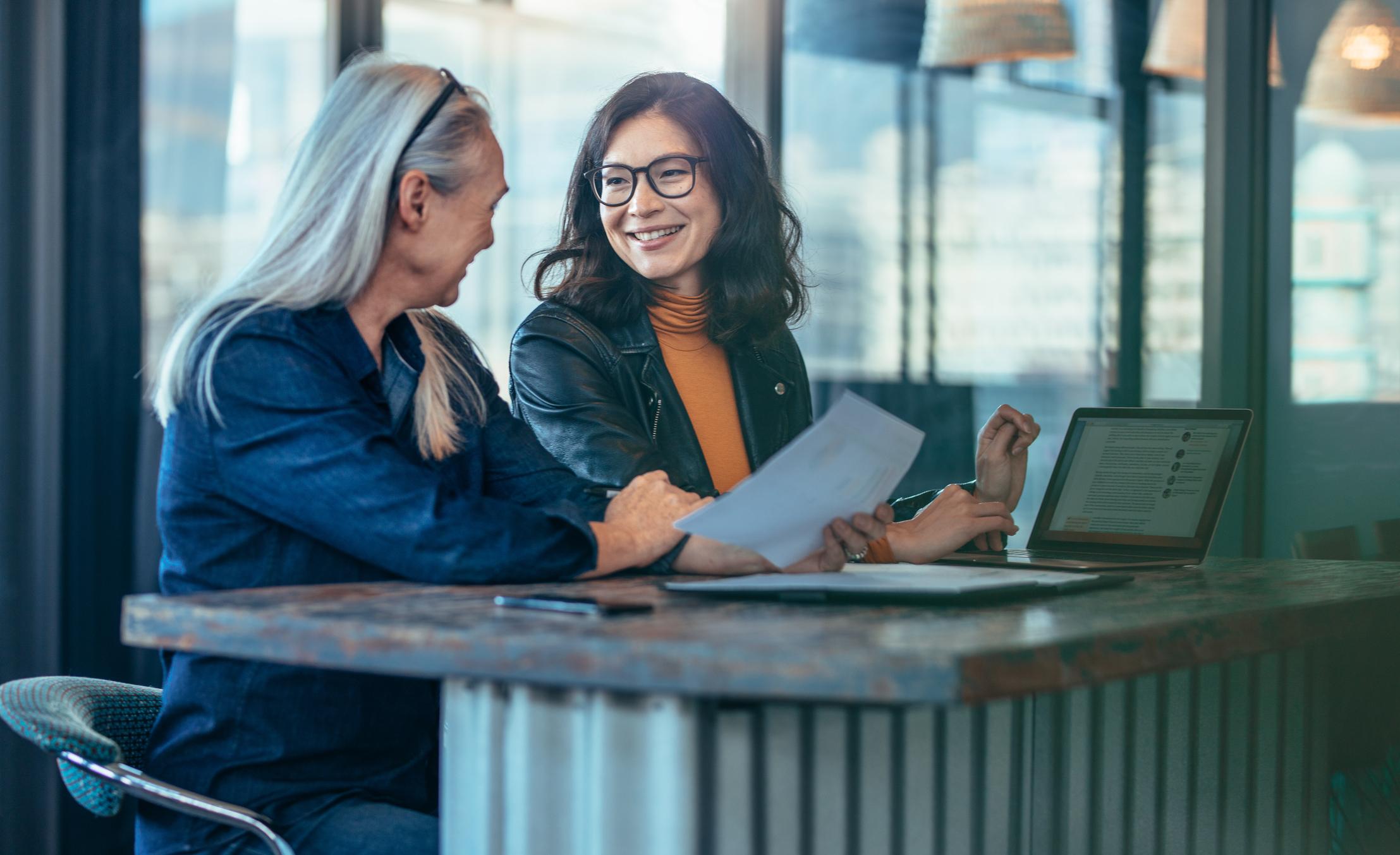 Connect through leadership storytelling