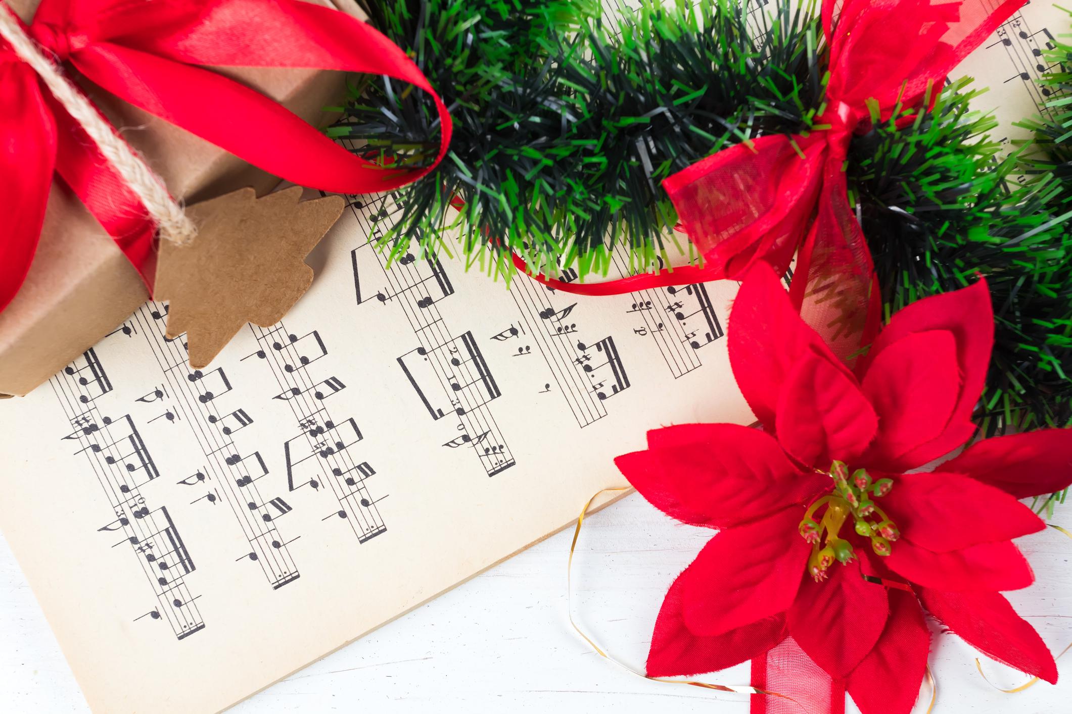 Christmas songs and leadership storytelling