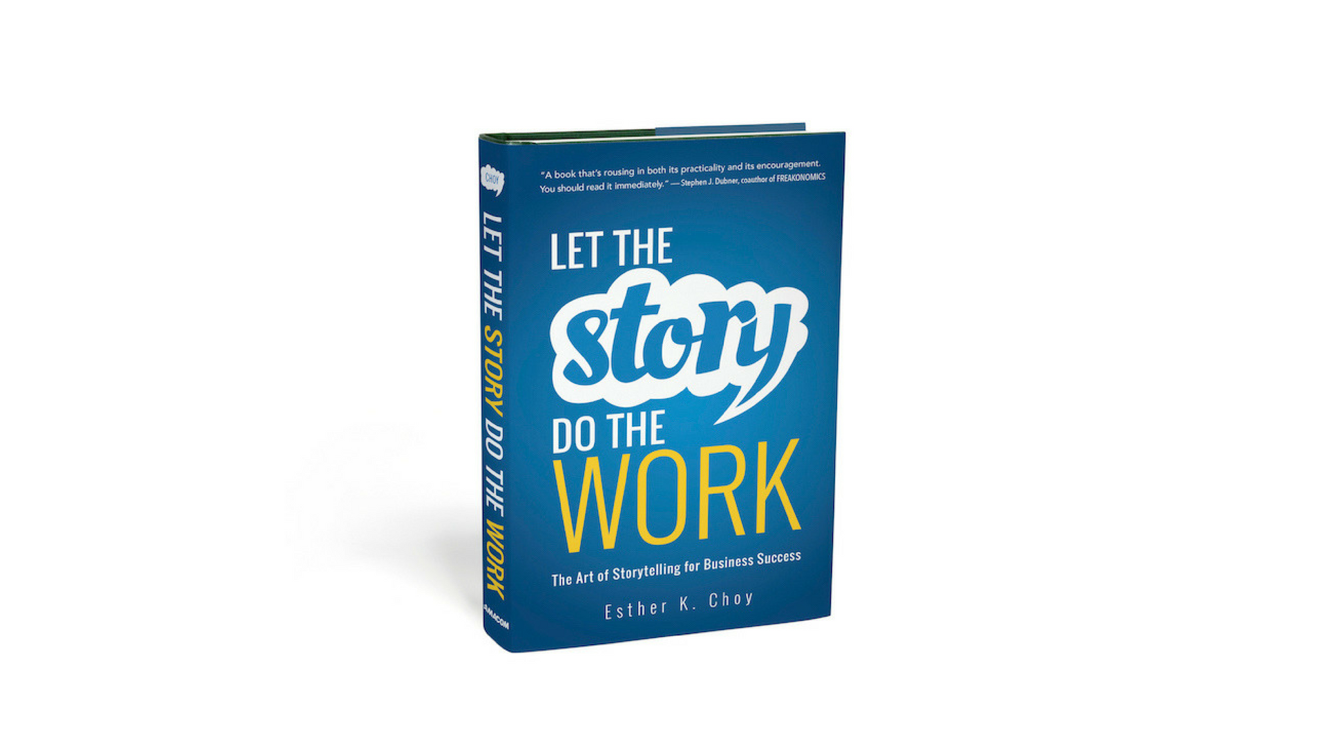 Practice storytelling with our guidebook