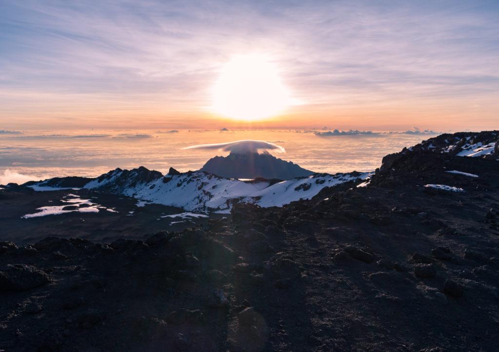 Sunrise Kilimanjaro - Identify Good Stories