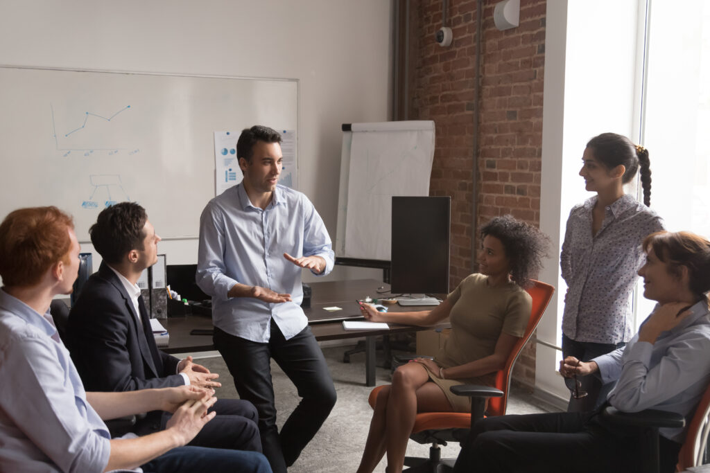 Storytelling culture changes a workplace!