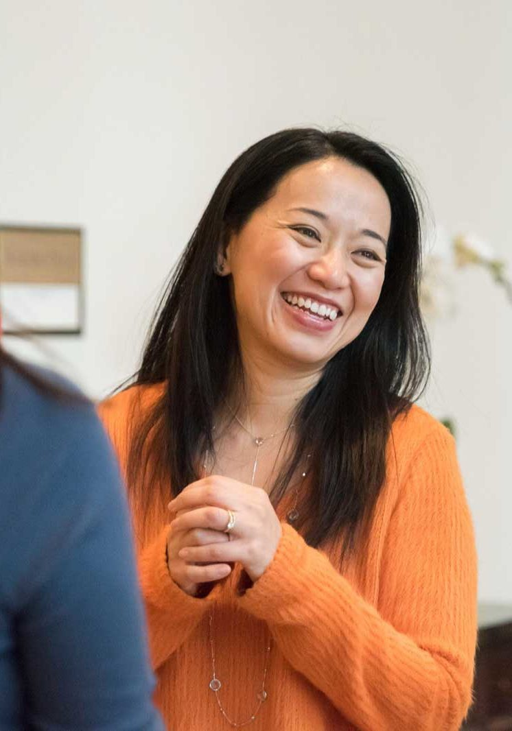 Esther Choy, Storytelling Coach